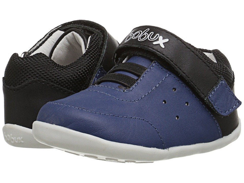 Bobux Kids - Step Up Micro (Infant/Toddler) (Blue) Boys Shoes