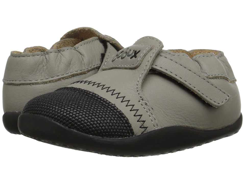Bobux Kids - Xplorer Arctic (Infant/Toddler) (Taupe/Black) Boy's Shoes
