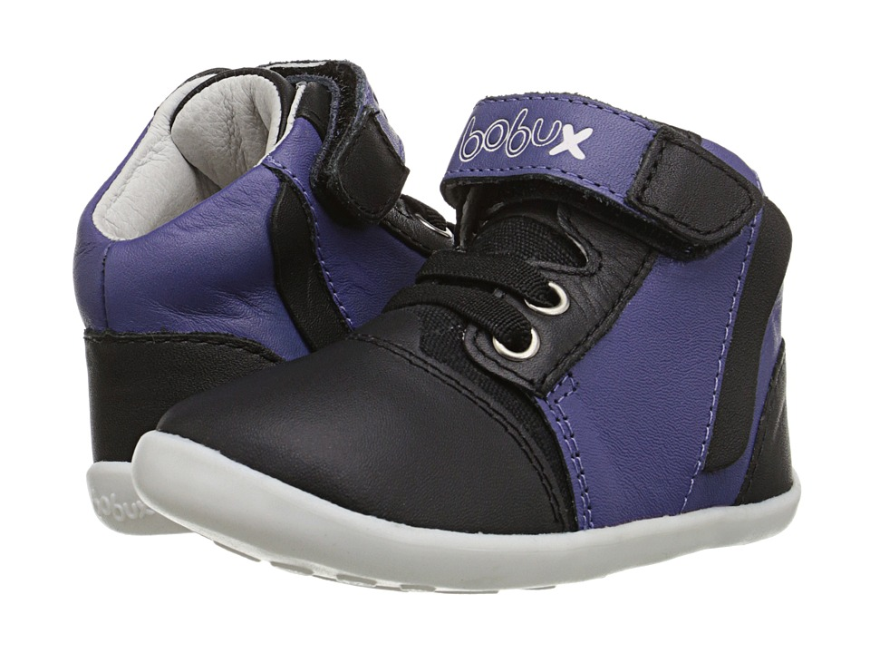Bobux Kids - Step Up Halftone (Infant/Toddler) (Purple) Girl's Shoes