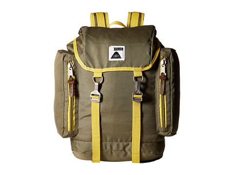 Poler - Rucksack Backpack (Mossy/Dandelion) Backpack Bags