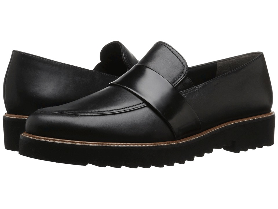 Paul Green - Chelsea (Black Leather Combo) Women's Shoes