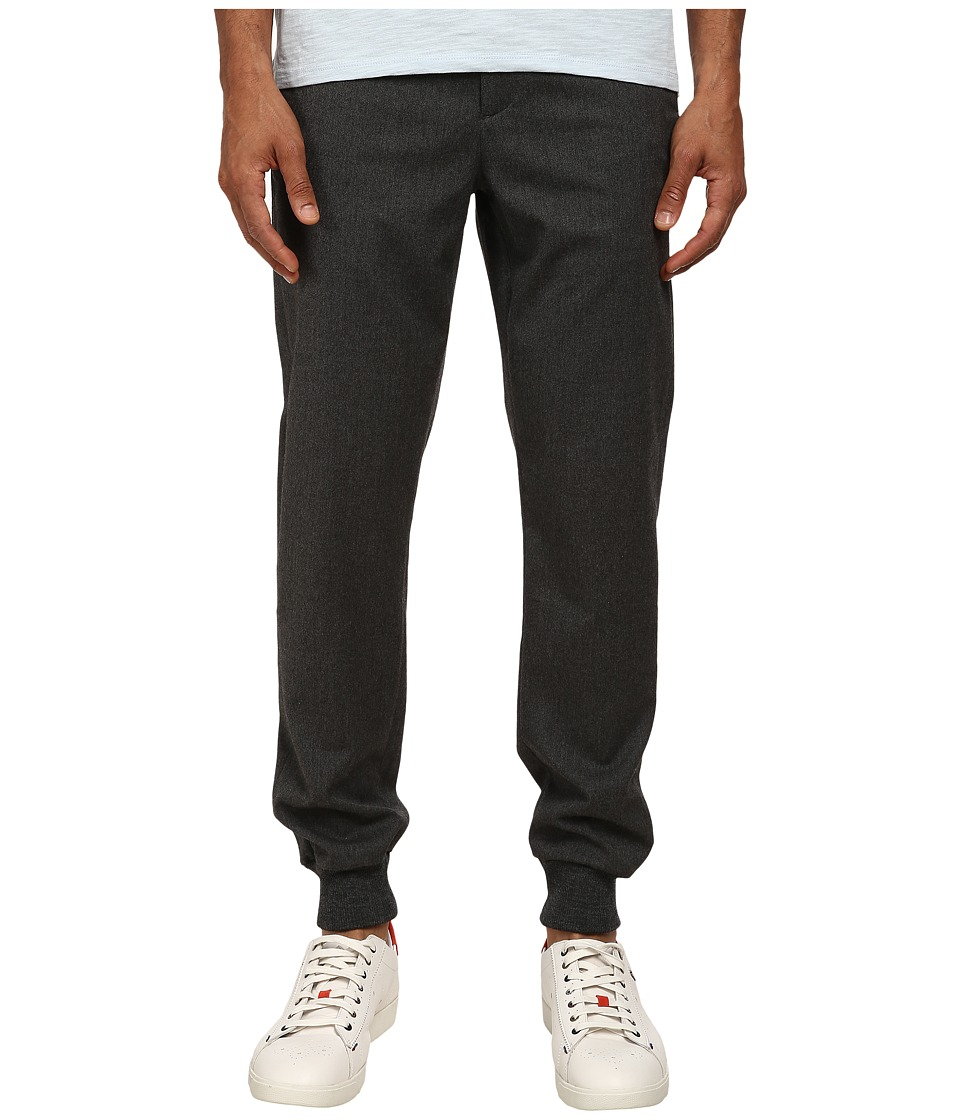 Vince - Lux Blend City Jogger (Dark Charcoal) Men's Casual Pants
