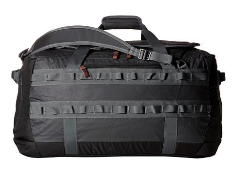 Poler - High Dry Duffel 70L (Black) Duffel Bags