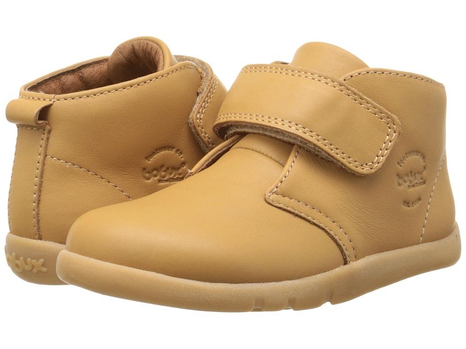 Bobux Kids - I-Walk Desert Explorer Boot (Toddler/Little Kid) (Tan) Boys Shoes