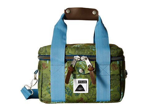 Poler - Camera Cooler (Brotanical Mossy) Bags