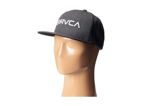 RVCA - Hexer Snapback (Charcoal) Caps