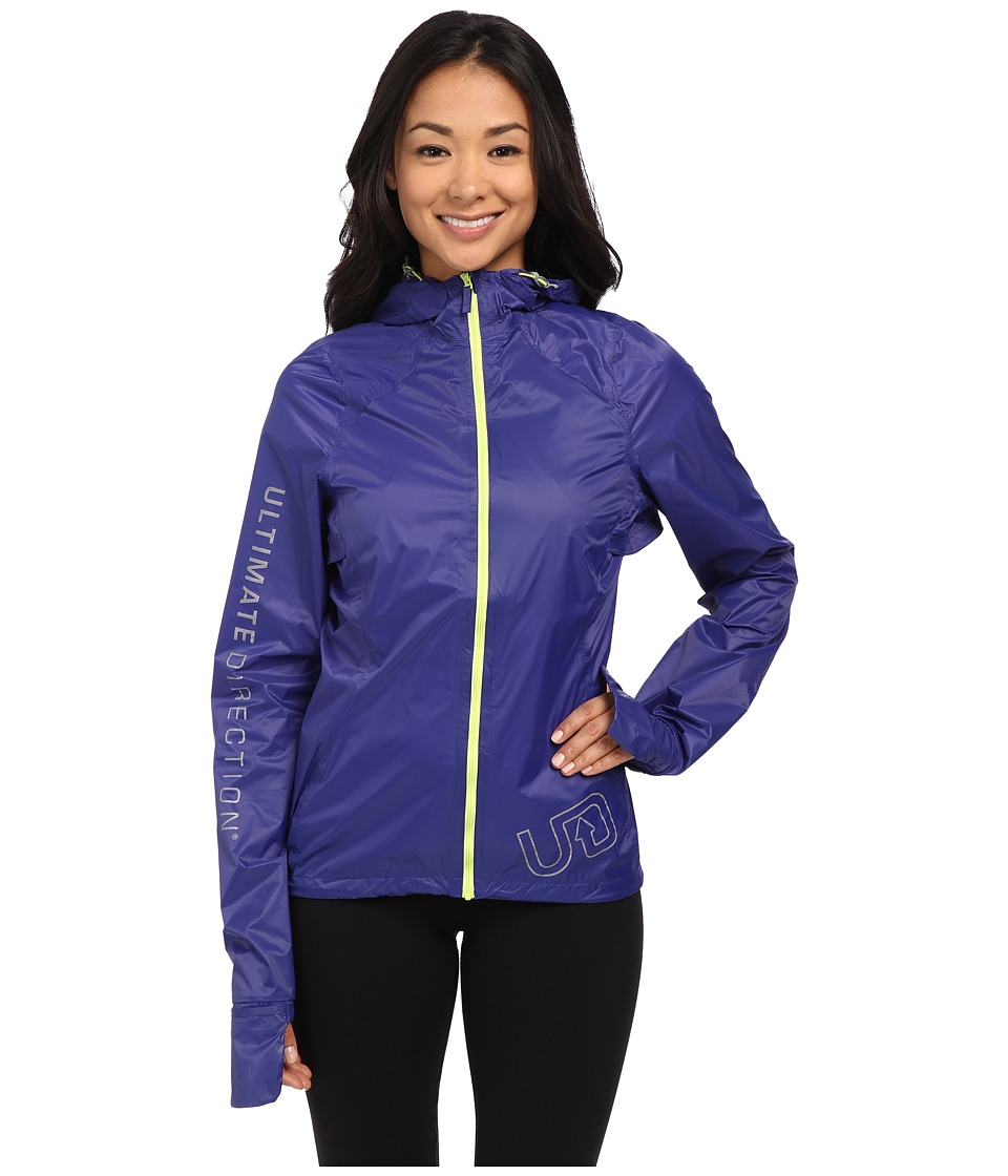 Ultimate Direction - Ultra Jacket (Indigo) Women's Coat