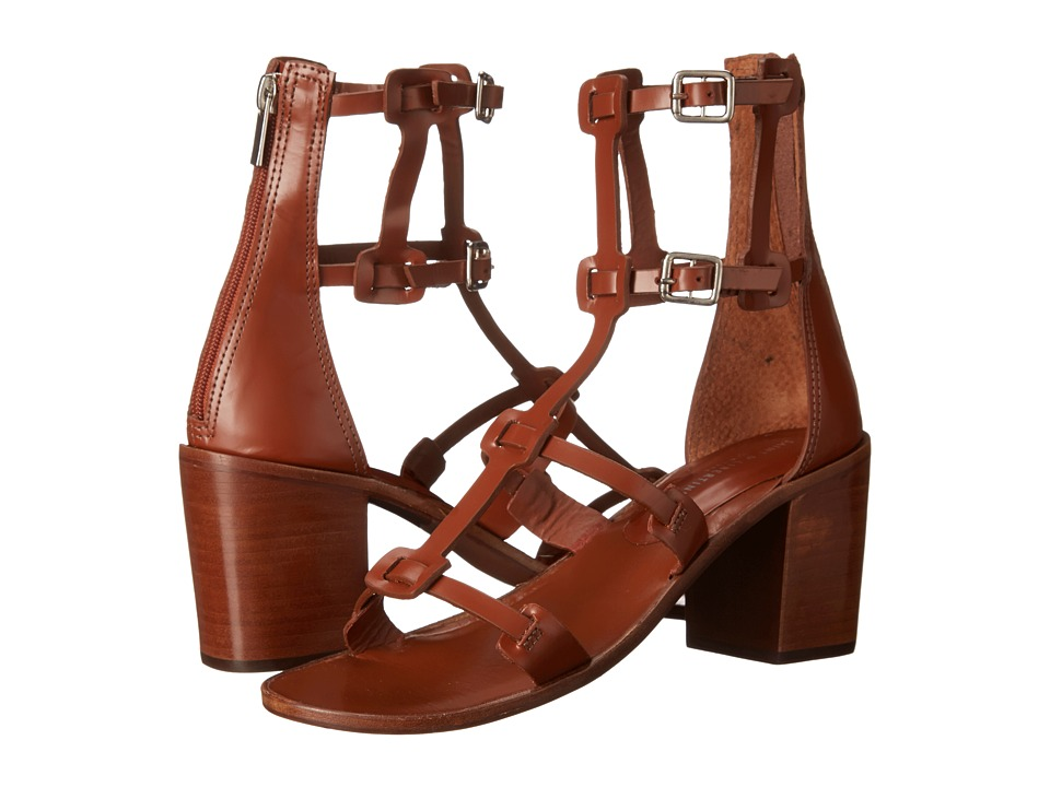 SAINT & LIBERTINE - Mayfair (Rum) Women's Shoes