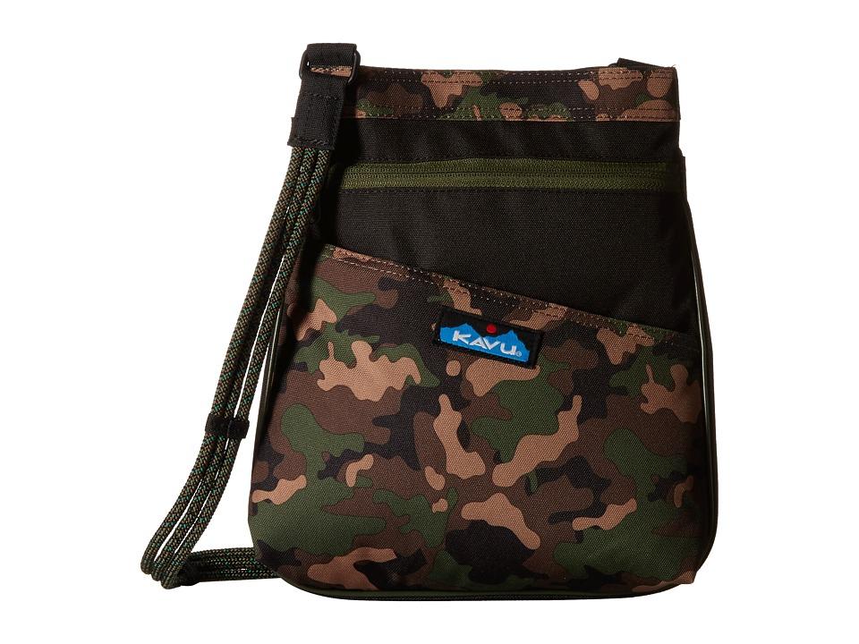 KAVU - Keepsake (Camo) Bags