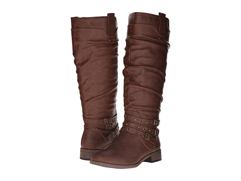 XOXO - Minka WC (Brown) Women's Shoes