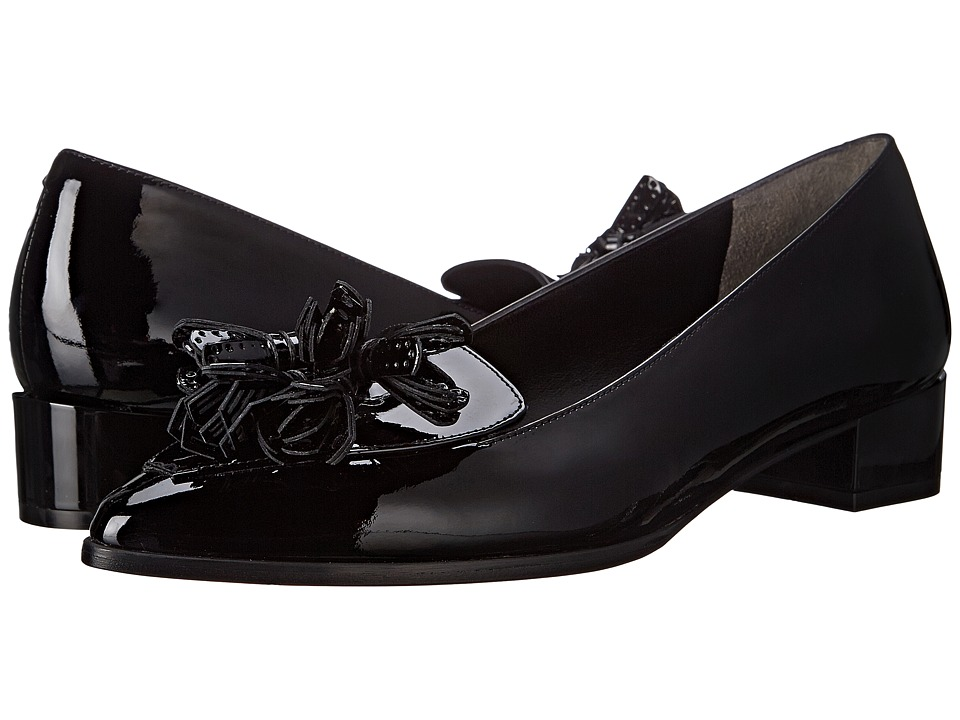 Robert Clergerie Sylvie (Black Patent) Women