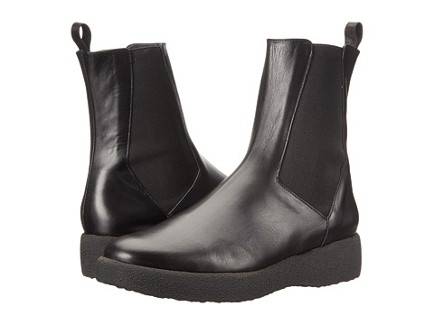 Robert Clergerie - Forno (Black Calf Leather) Women