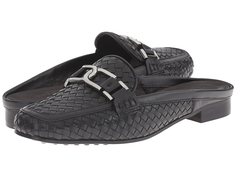 Sesto Meucci - Meysel (Black Calf) Women's Clog Shoes