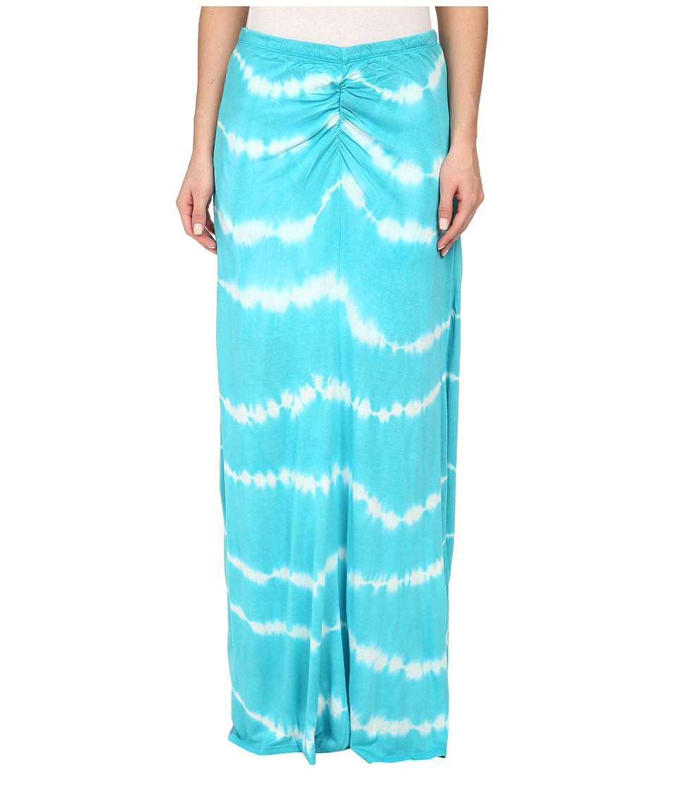 Volcom - Wicked Lighting Skirt (Bright Turquoise) Women