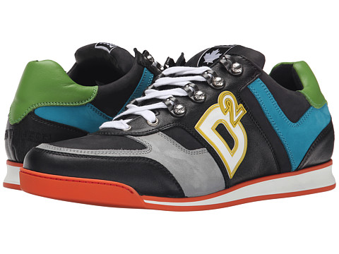 DSQUARED2 - Winner Sneaker II (Grey) Men's Shoes