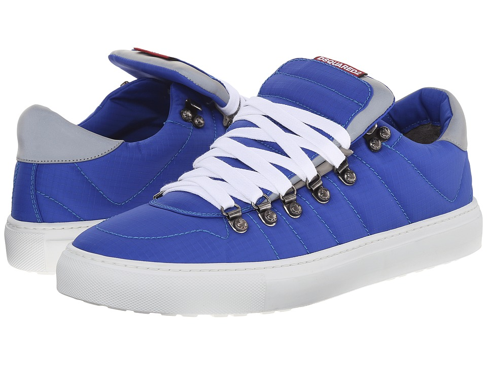 DSQUARED2 - Alfredo Sneakers (Blu Notte) Men's Shoes