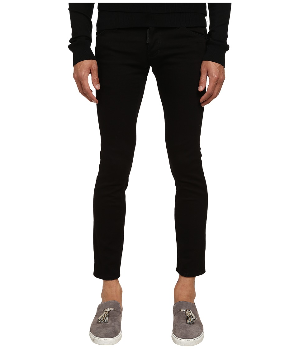DSQUARED2 - Clement Jeans (Black) Men