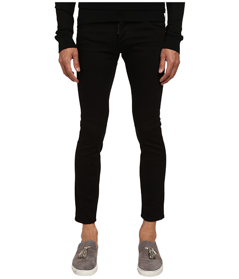 DSQUARED2 - Clement Jeans (Black) Men's Jeans