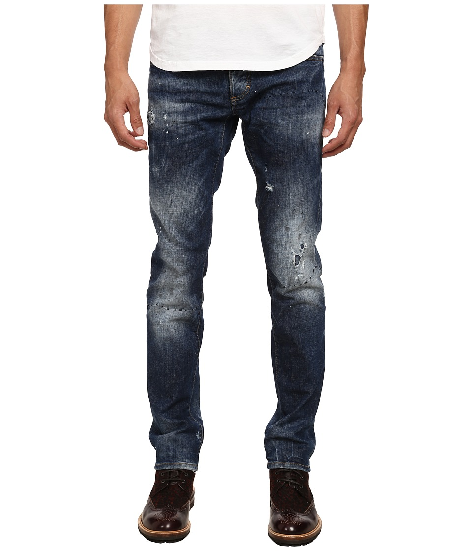 DSQUARED2 - Slim Jeans (Blue) Men's Jeans