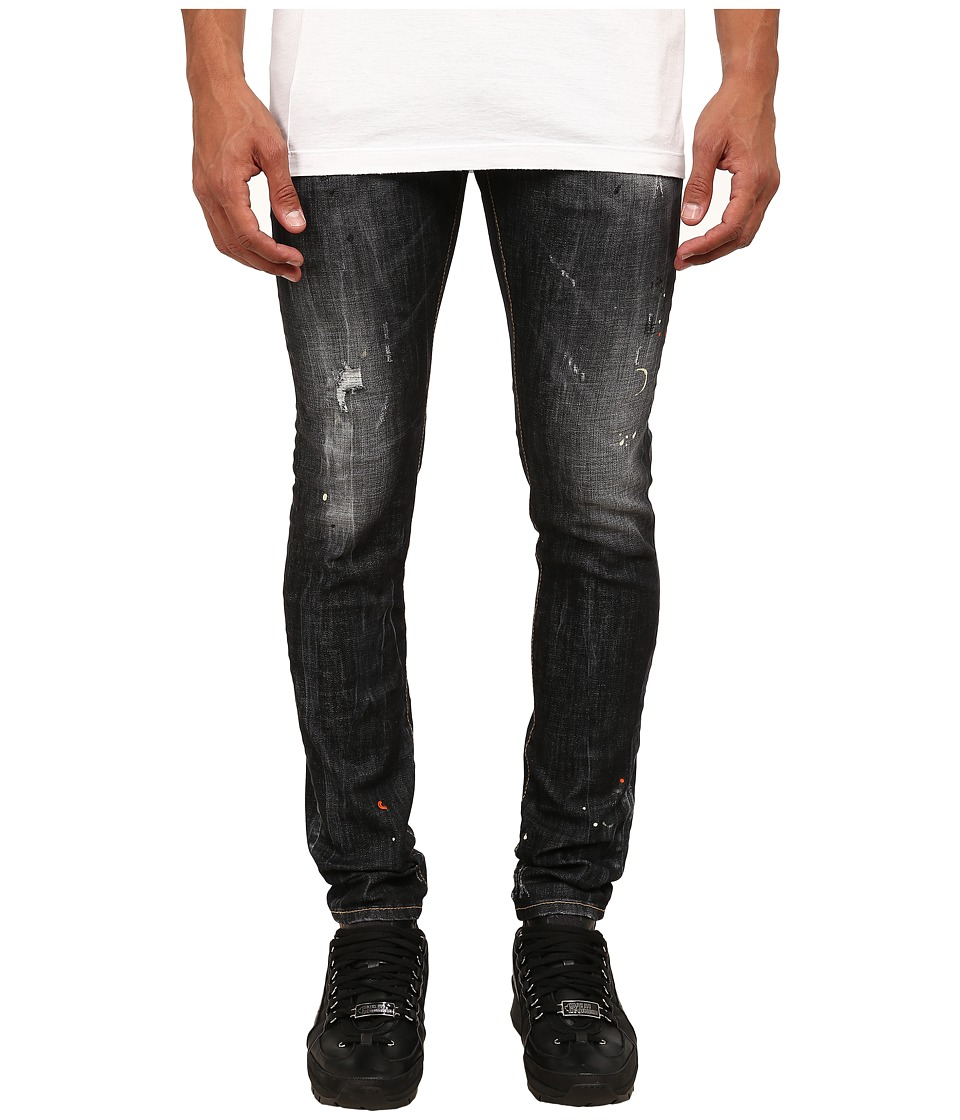 DSQUARED2 - Cool Guy Jeans (Black) Men's Jeans