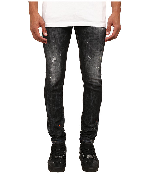 DSQUARED2 - Cool Guy Jeans (Black) Men