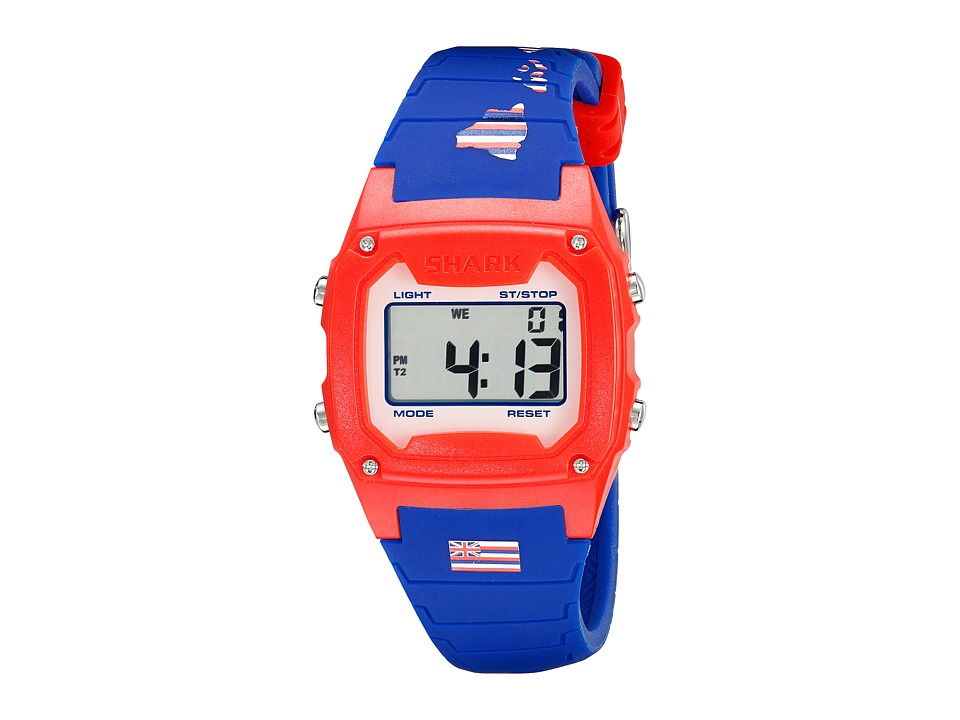 Freestyle - Shark Classic Hawaii (Blue/Red) Watches