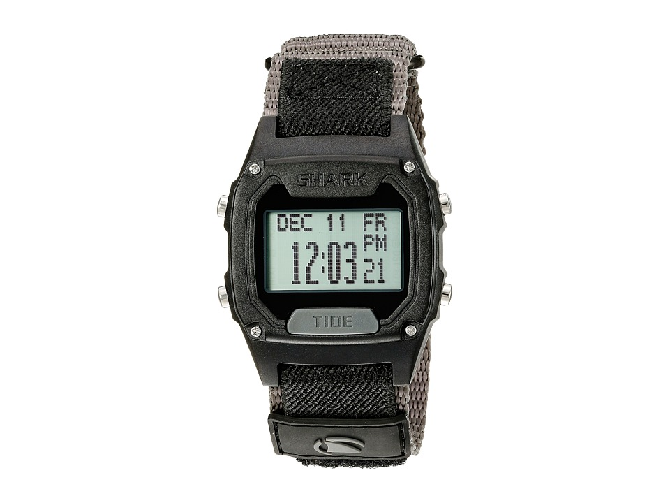 Freestyle - Tide Trainer (Black/Nylon) Watches