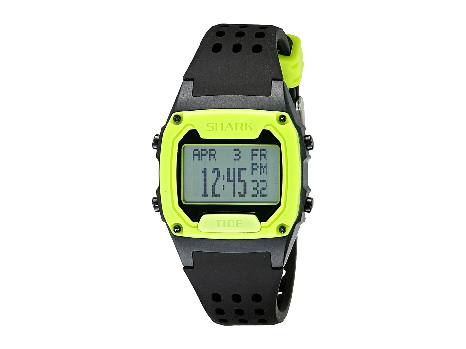 Freestyle - Tide Trainer (Black/Green) Watches