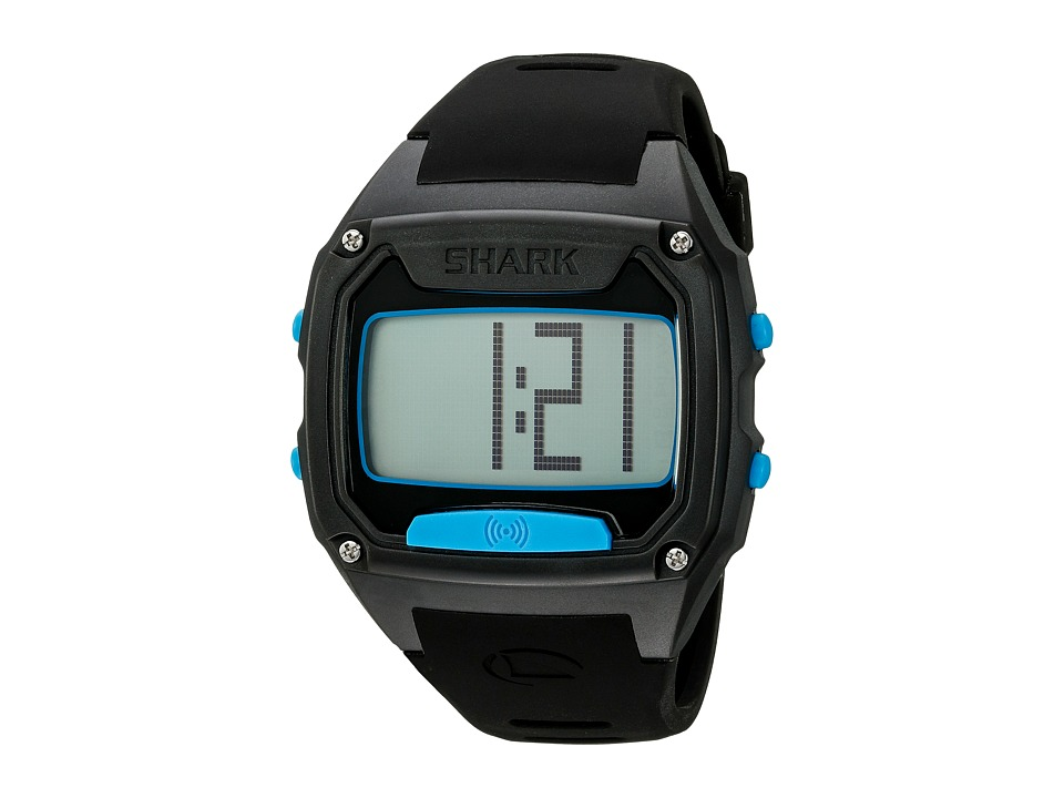 Freestyle - Shark Tooth (Black/Cyan) Watches