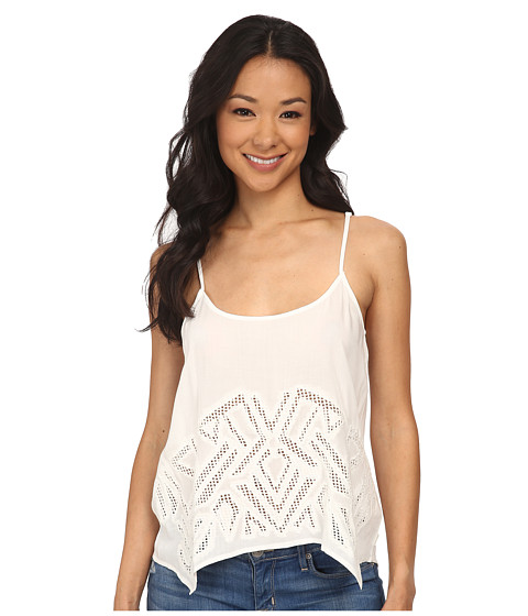 Volcom - Upstate Cami (Cream) Women
