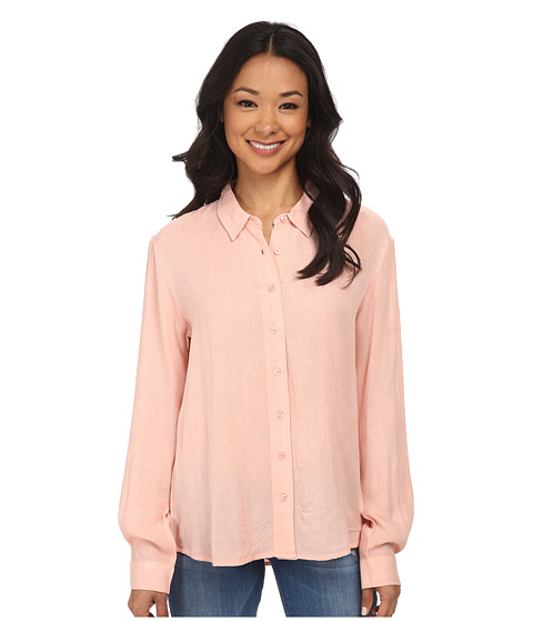 Volcom - Begotten Top (Apricot Blush) Women