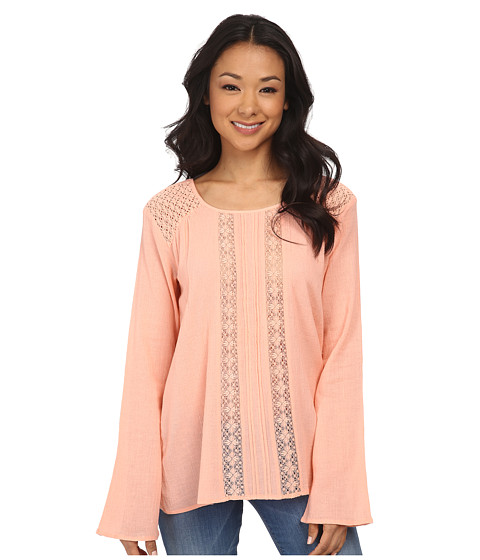 Volcom - Flea Market Find Top (Apricot Blush) Women