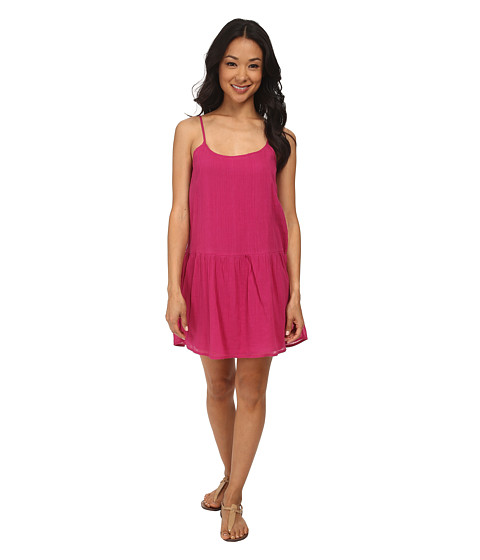 Volcom - Shoulda Woulda Dress (Very Berry) Women