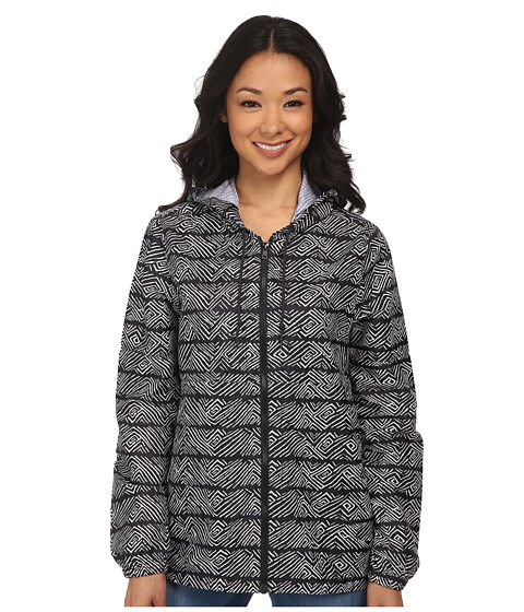 Volcom - False Alarm Jacket (Vintage Black) Women's Coat
