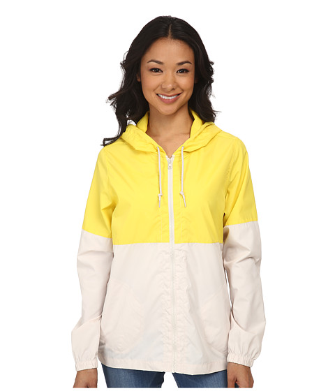 Volcom - False Alarm Jacket (Yellow Flash) Women's Coat