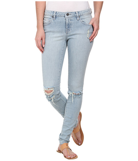 Volcom - Super Stoned Skinny Jean (Blue Bird) Women