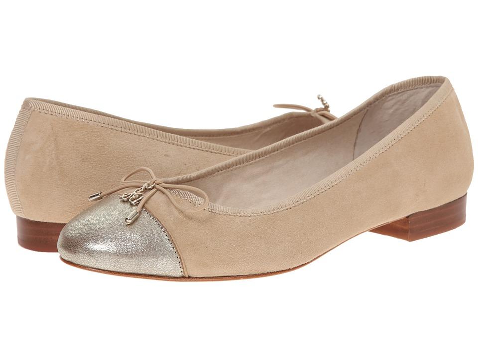 Sam Edelman - Bev (Gianduia/Classic Nude) Women's Shoes
