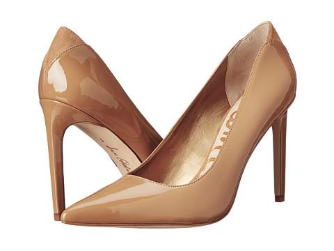 Sam Edelman - Dea (Golden Caramel Patent) Women's Shoes