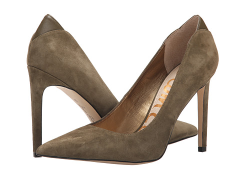 Sam Edelman - Dea (Moss Green) Women's Shoes