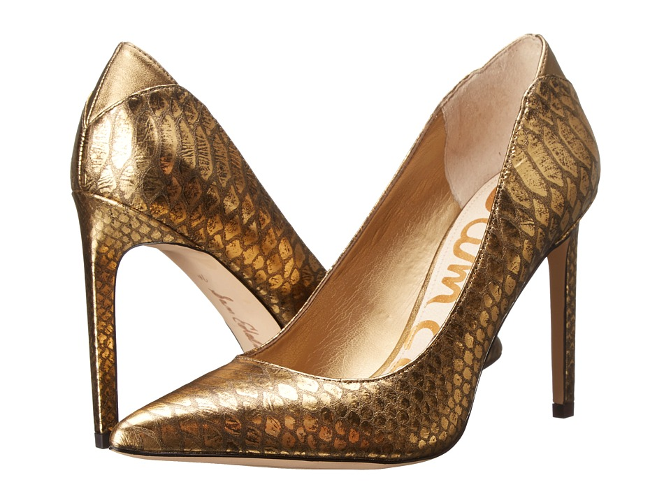 Sam Edelman - Dea (Pure Gold) Women's Shoes