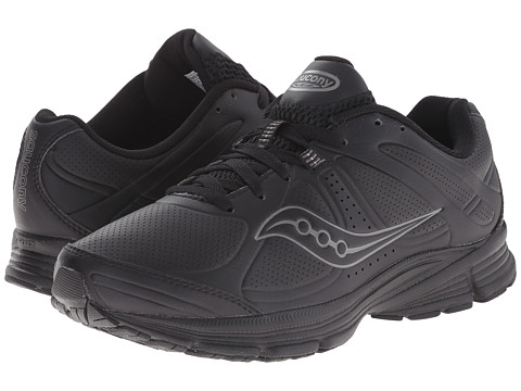 Saucony - Grid Momentum (Black) Women's Shoes