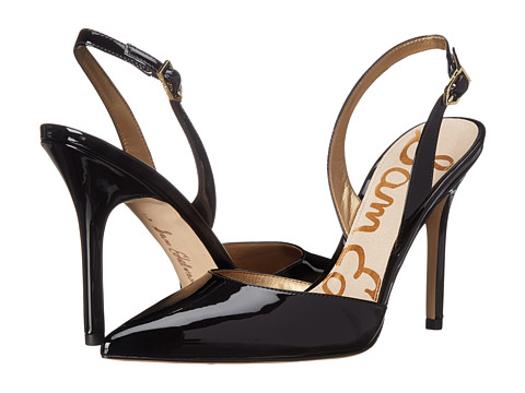 Sam Edelman - Dora (Black Patent) High Heels