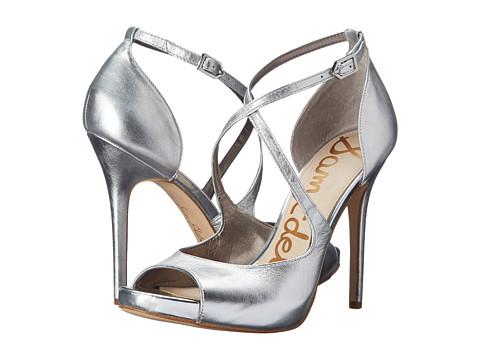 Sam Edelman - Elizabeth (Silver) High Heels