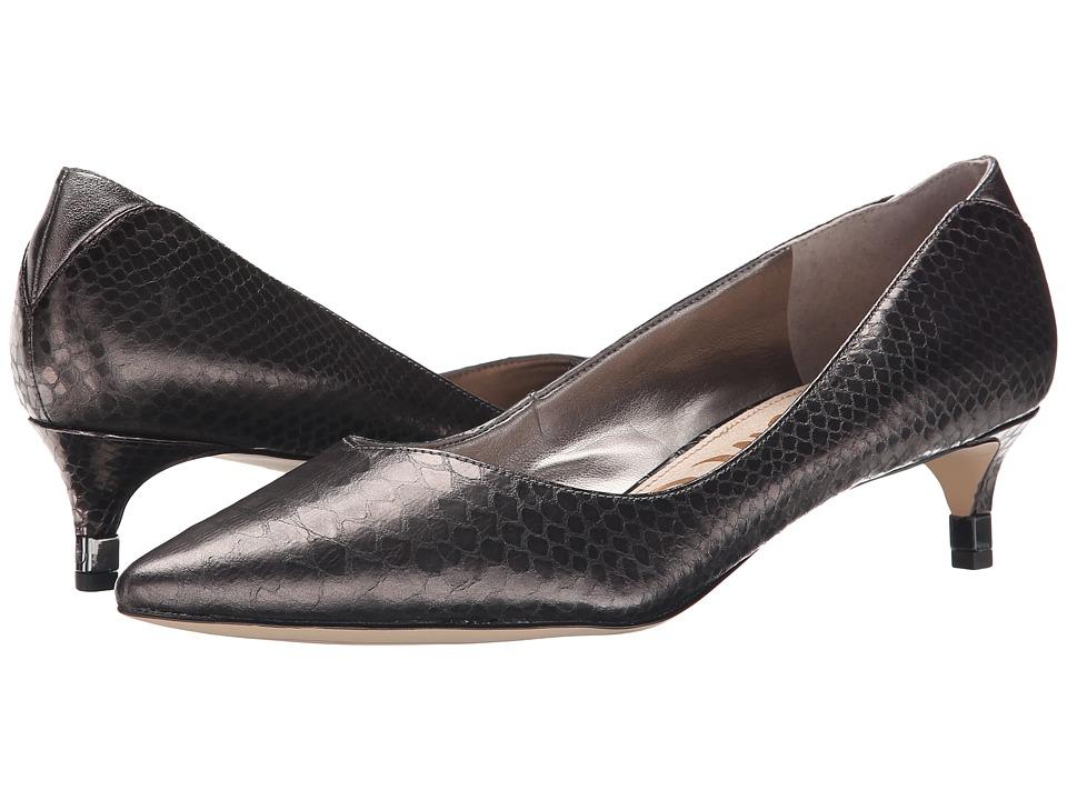 Sam Edelman - Laura (Sterling) Women's 1-2 inch heel Shoes