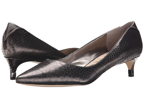 Sam Edelman - Laura (Sterling) Women's 1-2 inch heel Shoes