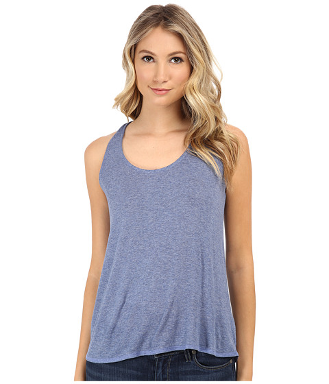 Splendid - Drapey Lux Tank Top (Chambray 2) Women's Sleeveless