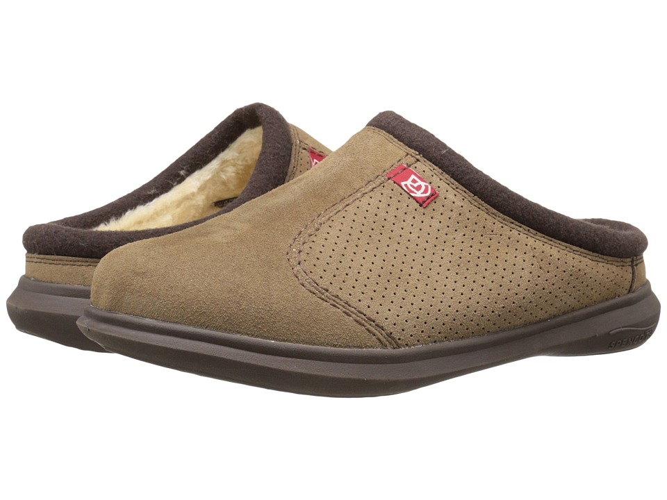 Spenco - Supreme Slide (Warm Brown) Men's Slippers