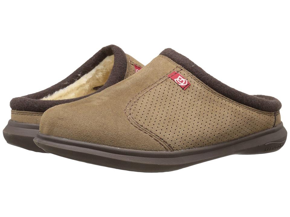 Spenco Supreme Slide (Warm Brown) Men
