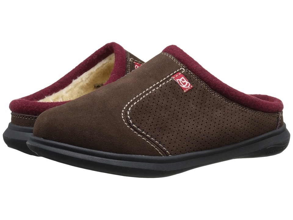Spenco - Supreme Slide (Chocolate) Men's Slippers