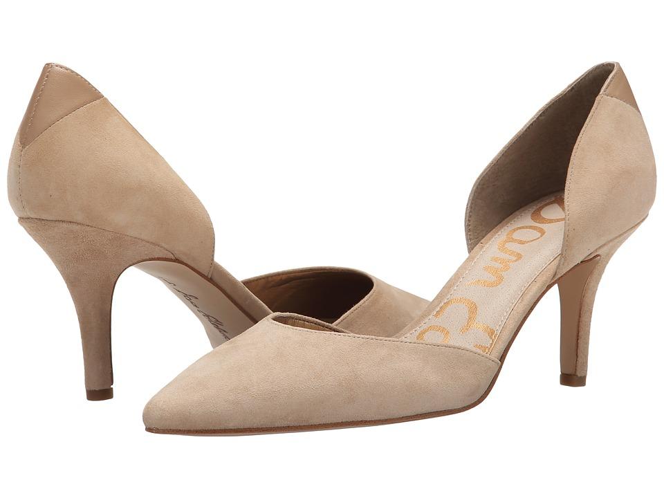 Sam Edelman - Opal (Classic Nude Suede) High Heels